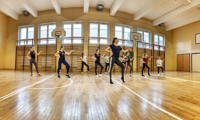 warsztaty-jazz-gdynia Warsztaty taneczne Sport Master